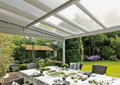 patio roof installation in surrey