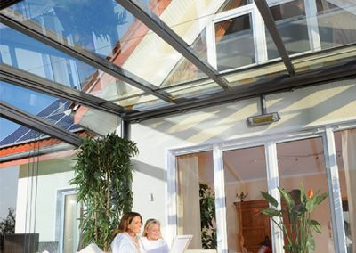 beautiful glassrooms in kent, surrey and sussex