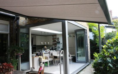 """""""I have already recommended Shaded Cube to a friend and she is also delighted with her new awning"""""""