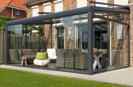 Modern And Elegant Glassrooms In Kent, Outdoor Glass Patio Rooms