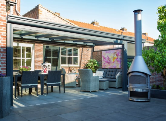 Patio heater in Tunbridge Wells